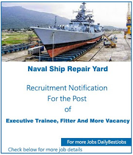 Navy Job or Naval Ship Repair Yard Job