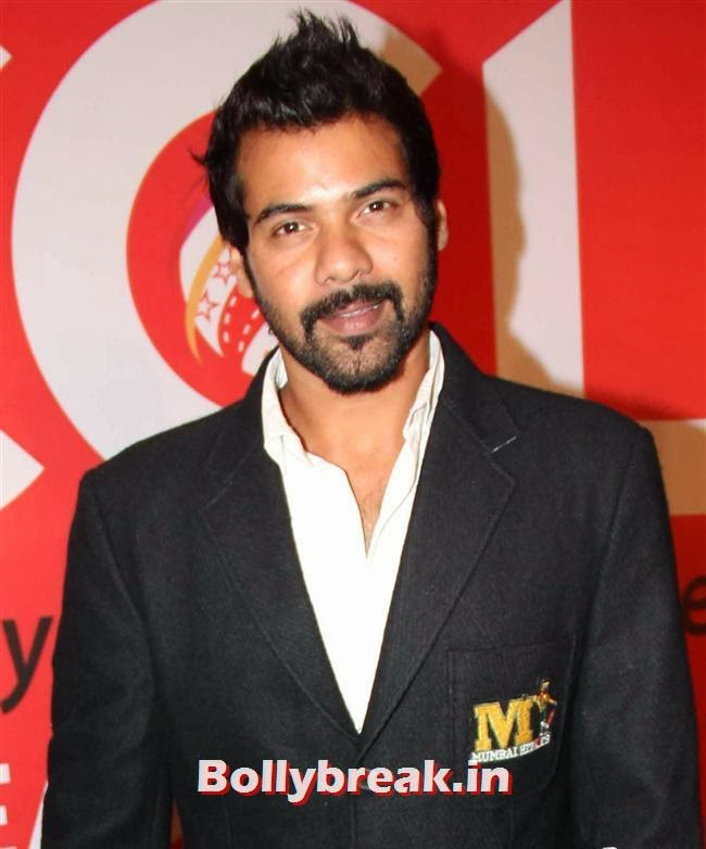 Shabbir Ahluwalia, Hot Celebs Grace the Celebrity Cricket League 4 Press Meet