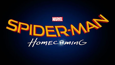 El logo de Spider-Man Homecoming
