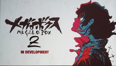 MEGALOBOX: 2ª temporada do anime