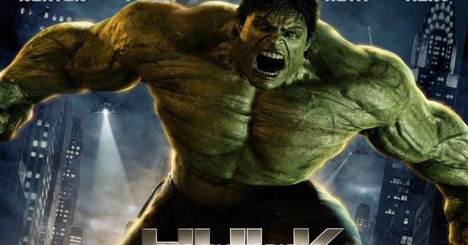 The incredible hulk online