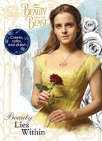 Disney Beauty and the Beast Beauty Lies Within cover
