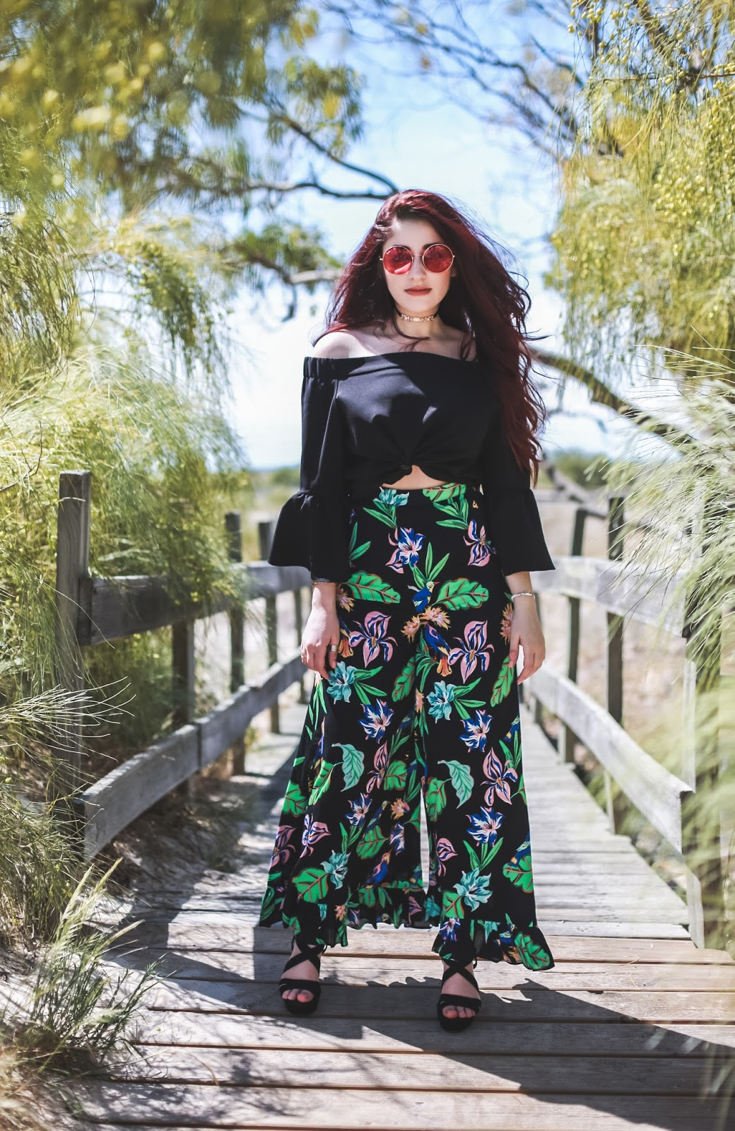 pantalon motif exotique blog mode venus is naive