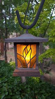 Solar Lampe