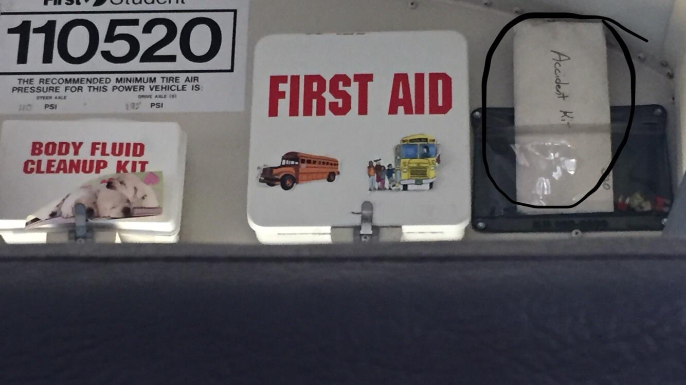 Is First Aid Available
