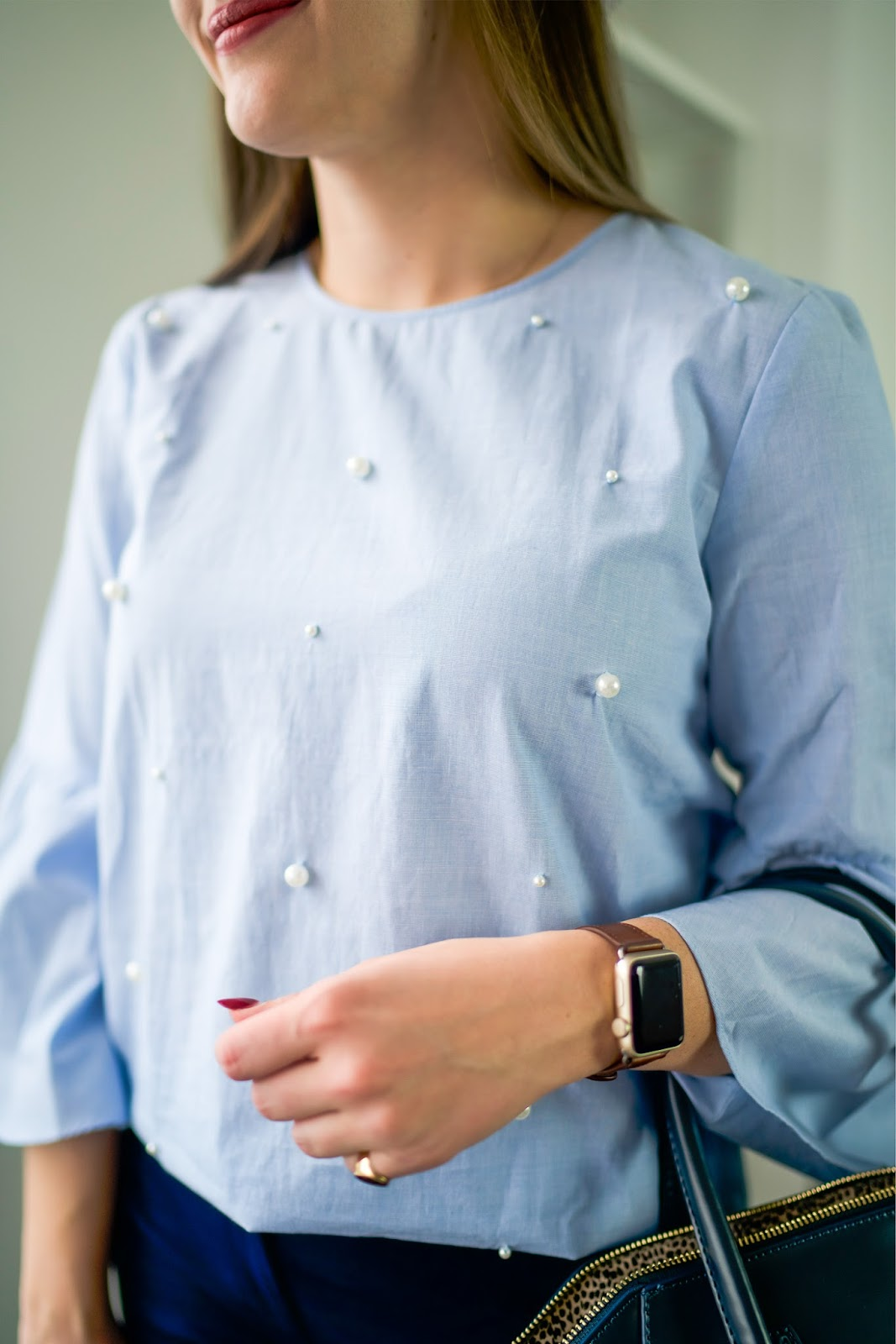 Affordable Clothing for Work Look by popular New York fashion blogger Covering the Bases