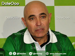 Juan Manuel Llop deja de ser el Director Técnico de Oriente Petrolero - DaleOoo