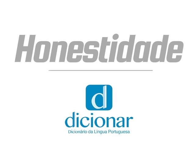Significado de Honestidade