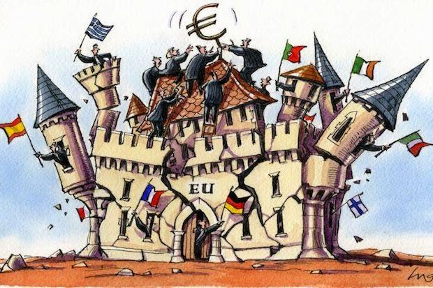 Κάτι δεν πάει καλά στην Ευρώπη...