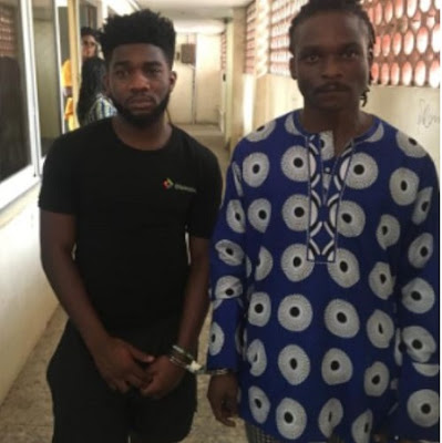 Police Arrest 2 For Drugging, Gang-Raping And Filming Undergraduate (Photo)