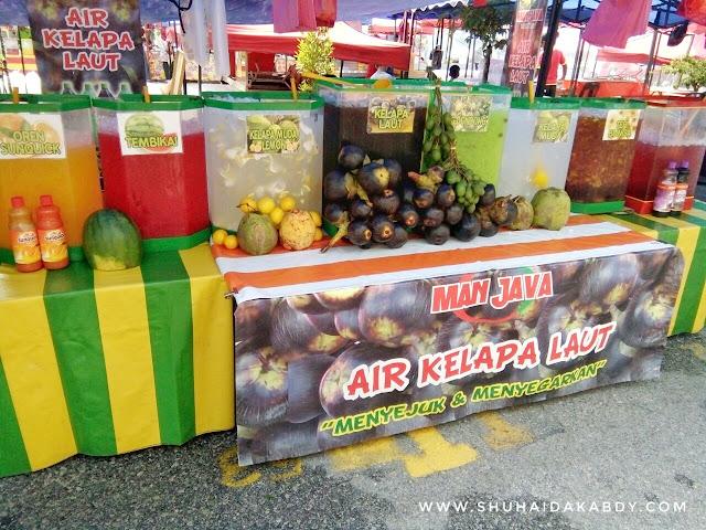 Man Java Rebut Peluang Perniagaan Kilang