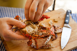 Dizziness After Eating Crab? Be Careful, This Can Be an Allergy Symptom
