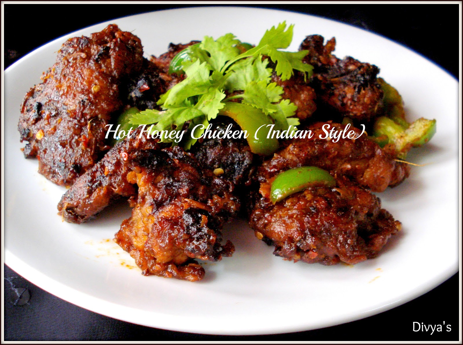 Hot honey chicken indian style update regarding the master chef ingredients forumfinder Images