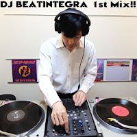 DJ BEATINTEGRAさん初めてのDJミックス作品です。