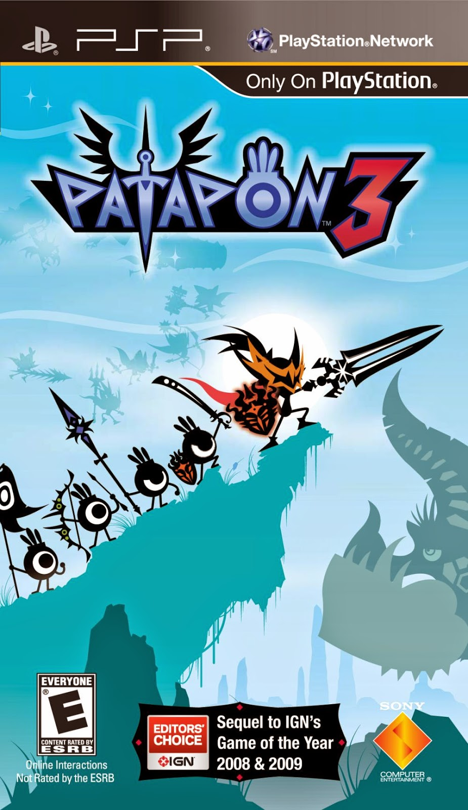 Patapon 3 Usa Iso Game Psp Download For Pc 340mb Compressed