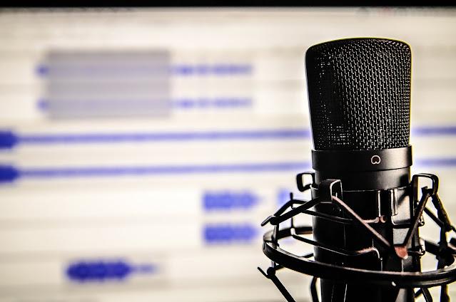 bluyeti microfono
