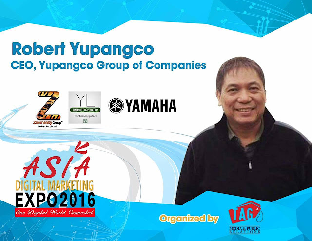 FTW! Blog, zhequia.blogspot.com, Yupangco Group of Companies, Asia Digital Marketing Expo 2016, #TAGmedia #ZoomanityGroup #AadMe2016, #FTWBlog