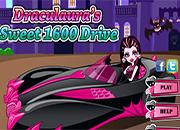 Draculaura Sweet 16 Drive