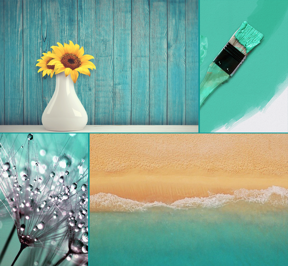 June Challenge Mood Board