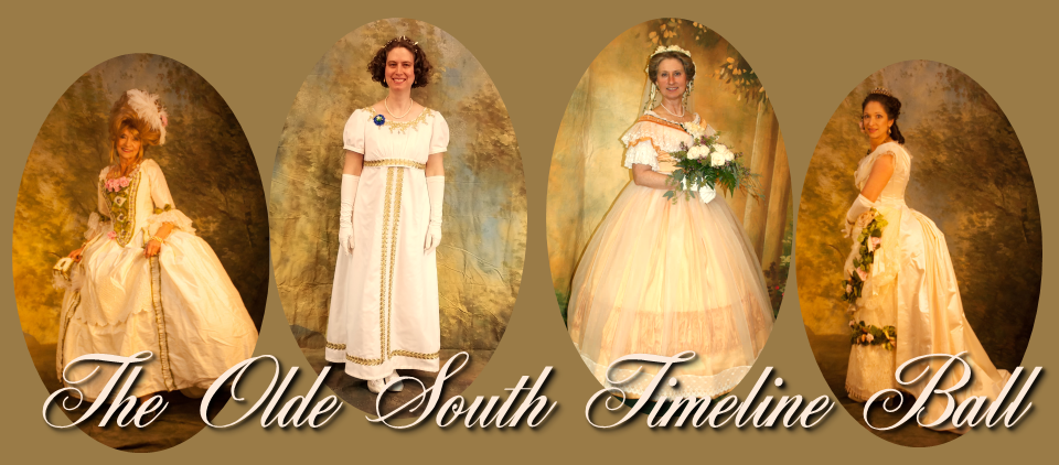Olde South Timeline Ball