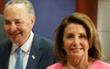 Pelosi, Schumer declare 'victory' with GOP spending bill