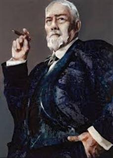 Freud por Cabellut