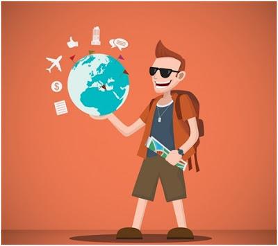 Budget Traveling Murah yang bisa dilakukan backpacker sendirian serta meminimalisir paket traveling yang sudah dibeli,namun waspadalah terhadap wisata penipu