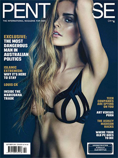 Revista Penthouse Australia-Octubre 2015 PDF Digital