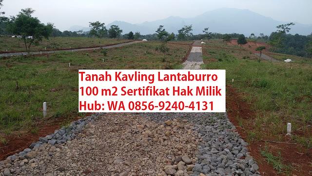 Tanah Dijual Kebun Buah Kavling Lantaburro Karyamekar, Kavling Lantaburo Tanjungsari by Lantaburo Propertindo