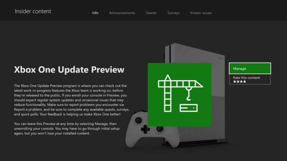 Build-Insider-Xbox-One
