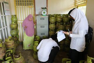Payakumbuh; Pemko Monitoring Gas LPG 3Kg
