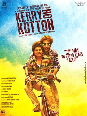Kerry On Kutton 2016 Hindi 480p WEB-DL 300mb