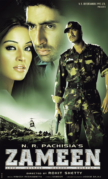 Zameen 2003 720p Hindi HDRip Full Movie Download extramovies.in Zameen 2003
