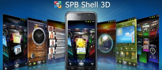 SPB Shell 3D V1.6.4 APK for Android Free Download