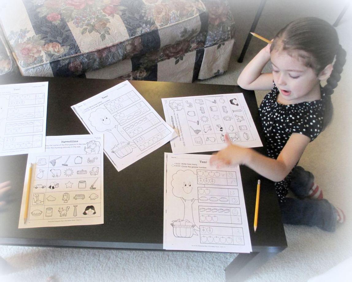 Mommy Magic Preschool Week 7 The 5 Senses