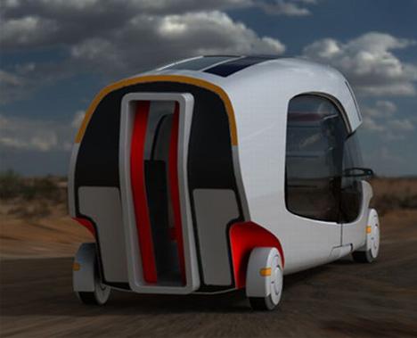 blogcente modular motorhome hybrid camper car caravan combo. Black Bedroom Furniture Sets. Home Design Ideas