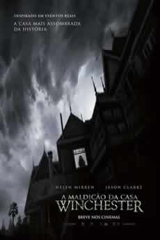 Download A Maldição da Casa Winchester torrent
