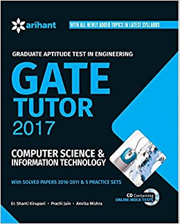 Download Free GATE Preparation Books 2019 for ECE CSE ME PDF