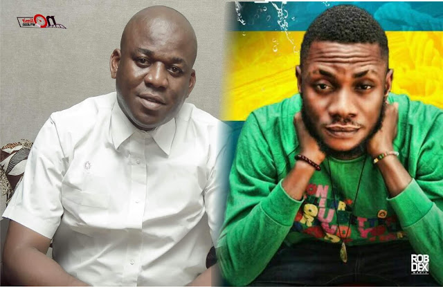 'Jeffy Jeff is a humble artiste, our issue with him has been resolved.' - Kingsley Anu