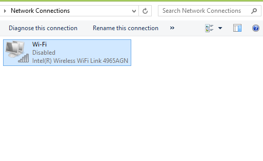 How To Easily Fix WiFi That is Not Working On windows 8