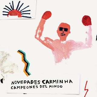 Novedades Carminha Campeones del mundo