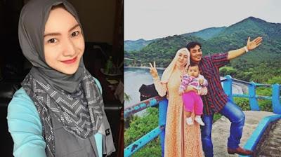 Menikah Di Usia 19 Tahun, Begini Kehidupan Istri Ustadz Riza Sekarang