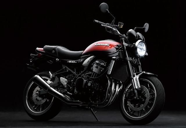 Kawasaki Z900 RS: moto retrô chega por R$ 49 mil reais