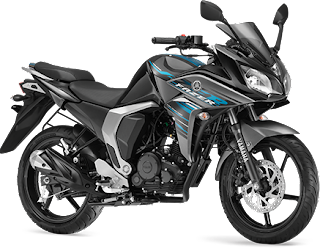 best 150cc bike for long drive, Yamaha fazer