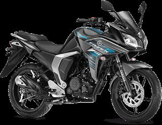 best 150cc bike for long drive, Yamaha fazer
