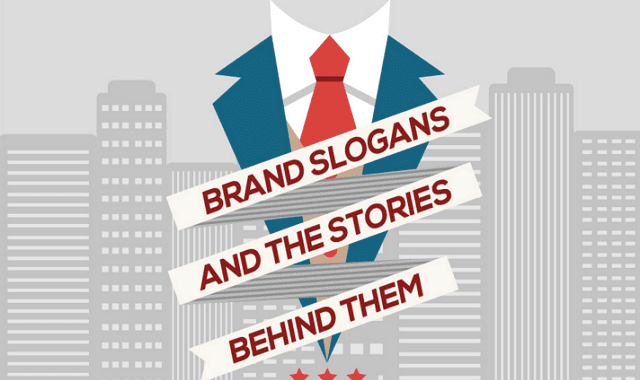 Brand Slogans and the Stories Behind Them