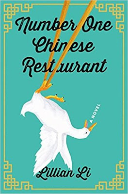Number One Chnese Restaurant, Lillian Li, InToriLex, Book Review