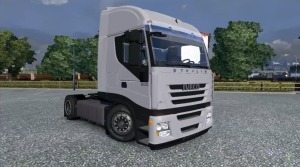 Iveco Stralis New Redesigned Mod