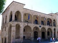 Ayuntamiento Viejo; Zamora; Castilla y León; Vía de la Plata