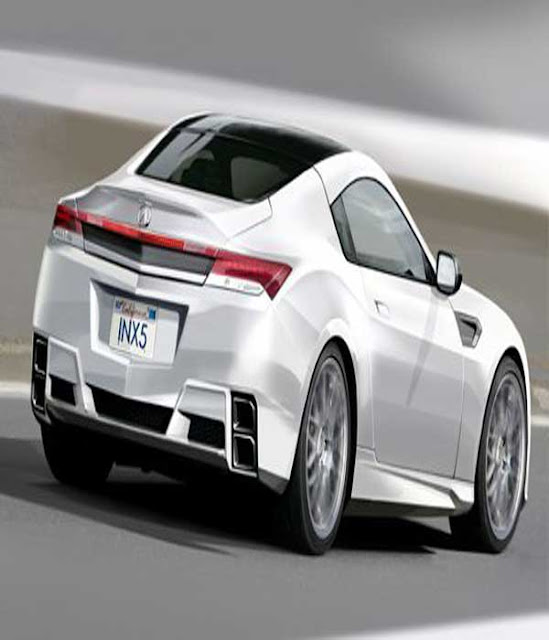 Cars-Model 2013: 2012 Acura Nsx Detroit